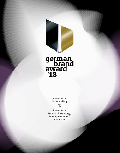 Katalog German Brand Award 2018 EXCELLENCE IN BRAND STRATEGY, MANAGEMENT AND CREATION