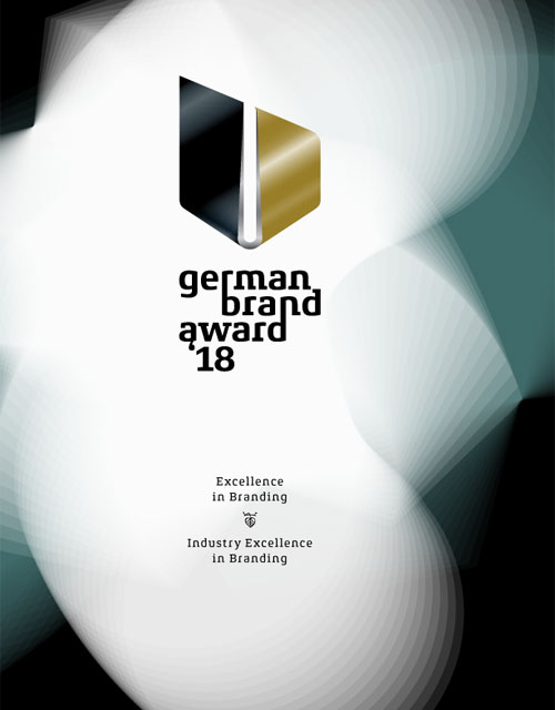 Katalog German Brand Award 2018 INDUSTRY EXCELLENCE IN BRANDING