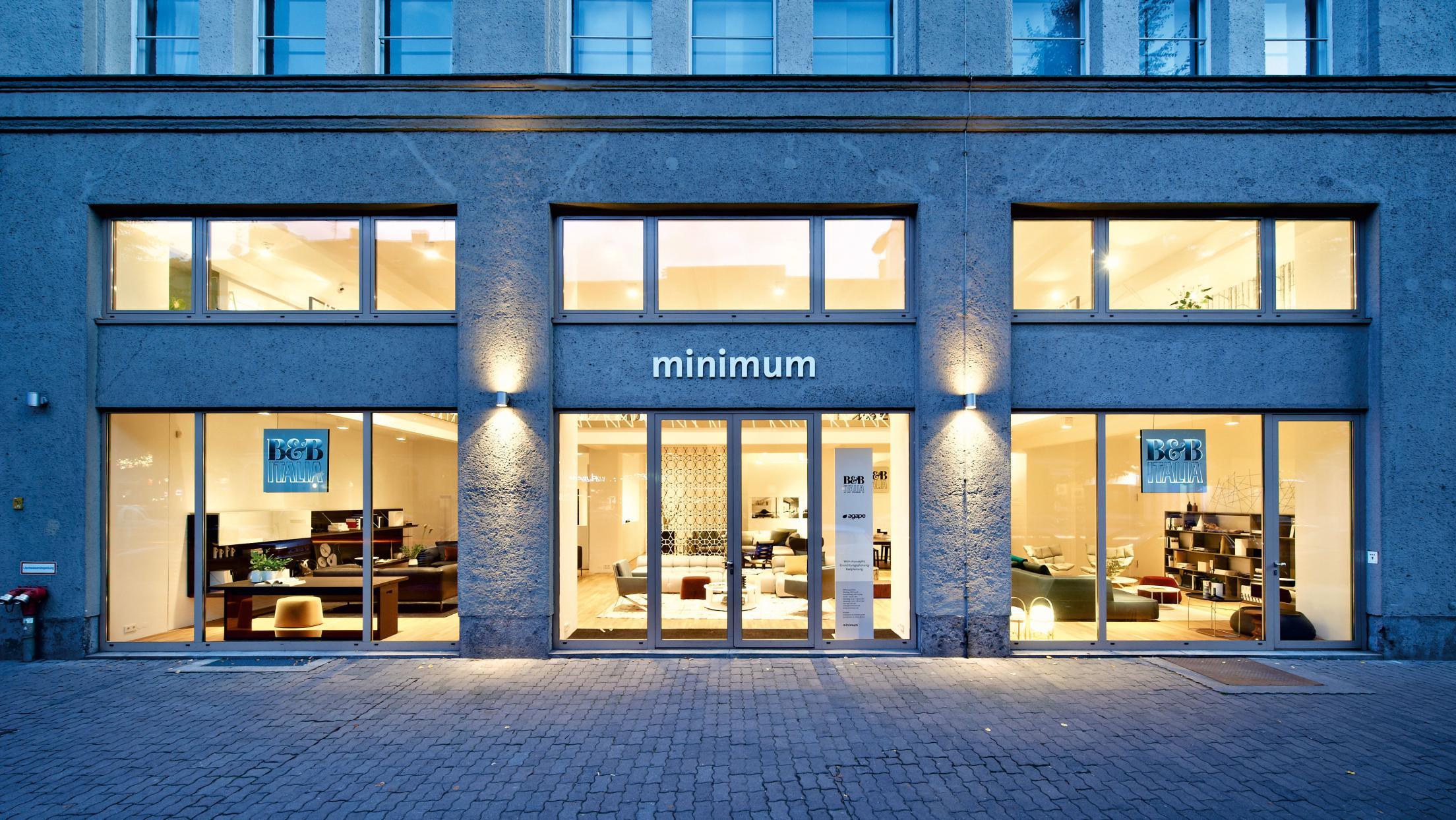 Minimum Einrichten Winner Retail