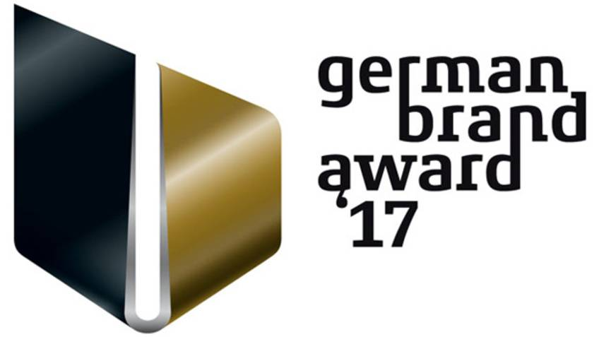 German Brand Award 2017 Logo